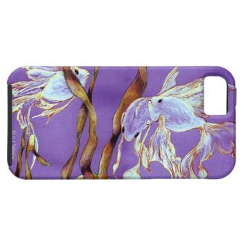 A Glimpse Of Purple iPhone Case