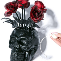 Seasons Direct Concept As I Lay Dying Skull Vase