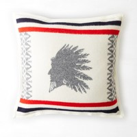 AEO Women's Pendleton Heroic Chief Throw Pillow (Natural)