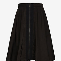 ELIZABETH AND JAMES BELLE TWO WAY ZIPPER FULL SKIRT