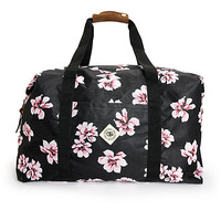 Obey Outsider Weekender Floral Duffle Bag