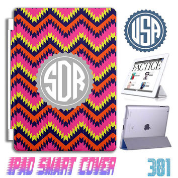 Handmade Chevron Tribal IPad Air Smart Cover IPad mini Custom IPad 4 case IPhone 6 plus IPhone 5 5S 5C 4S Samsung Galaxy note 3 S5 S4 S3 381