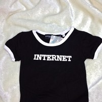 SWEET LORD O'MIGHTY! INTERNET RINGER TEE