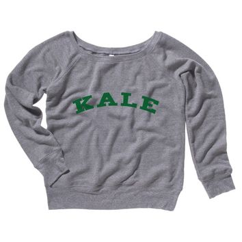 Kale Womens Sweatshirt