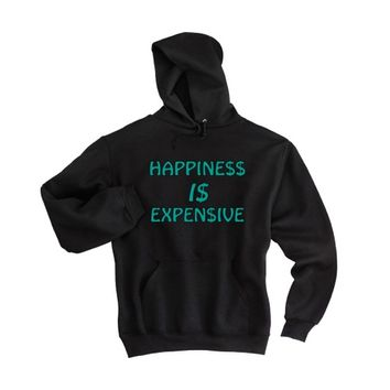 Happiness Is Expensive Kids Hoodie