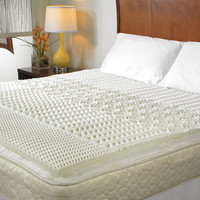 Pure Rest 5-Zone Memory Foam Topper