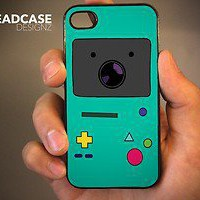 Beemo BMO is Camera Adventure TIme iPhone 4 4s Hard Case Phone Cover Cool Funny