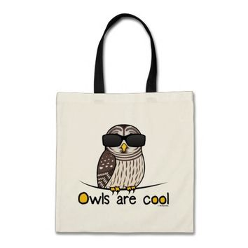Owls are cool!