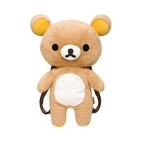 Rilakkuma San-X Rilakkuma Plush Backpack Bag