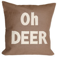 Snow Angel :: Apres :: Cushions :: Oh Deer Cushions
