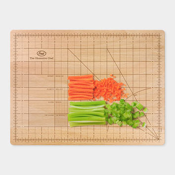 The Obsessive Chef Cutting Board | MoMA