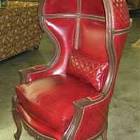 Luxury Furniture, Secrets chair  Q1007