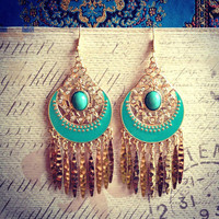Pree Brulee - Gypsy Dance Earrings
