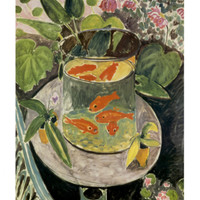 Goldfish, 1912 Art Print by Henri Matisse at Art.com