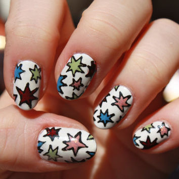 Zebber x Mara Hoffman - Fall 2012 - Meteorite Nails (LIMITED EDITION)