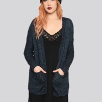 Night Owl Open Sweater