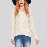Weekend Cardigan - Ivory