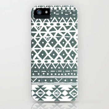 NORTH WIND TRIBAL iPhone & iPod Case by Nika