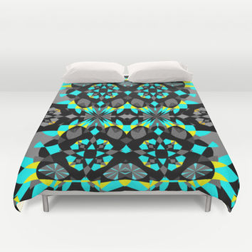 Mix #164 Duvet Cover by Ornaart | Society6