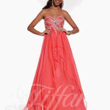 Tiffany Designs Style 46919 Size 16 Pomegranate