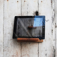 Wall Mounted Tablet Rest