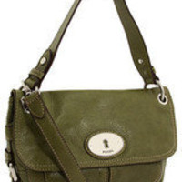 Maddox Convertible in Olive Green