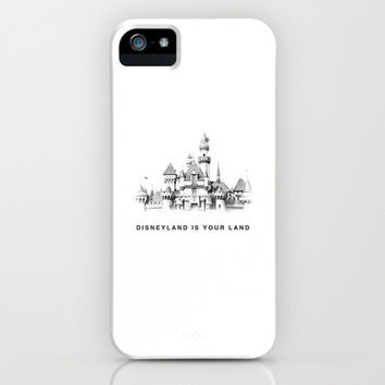 Your Land iPhone & iPod Case by Ramin Design Shop | Society6