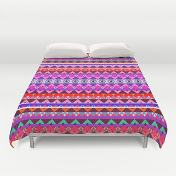 Mix #156 Duvet Cover by Ornaart | Society6