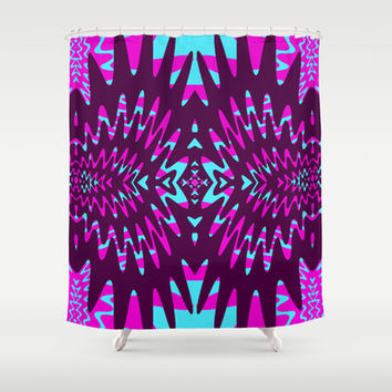 Mix #150 Shower Curtain by Ornaart | Society6
