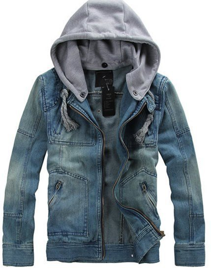 Autumn Style In Vogue Jean Male Casual Jacket Long Sleeve M/L/XL @S0D13-1 $49.04 only in eFexcity.com.