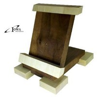 Amazon.com: Designer Wood Tablet Ipad Stand: Computers &amp; Accessories