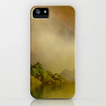 Guardians of the Mist iPhone & iPod Case by Texnotropio