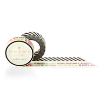 Kate Spade Decorative Paper Tape Set - Live Colorfully