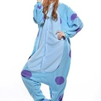 Shuante Sulley Kigurumi Pajamas Adult Anime Cosplay Halloween Costume