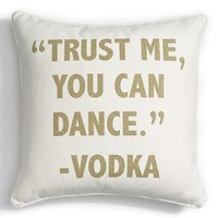 Trust Me Accent Pillow