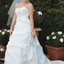 Buy Strapless Sweetheart Taffeta Pick-up Style T9670  for $165.88 only in Fashionwithme.com.