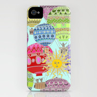 Candy Sky iPhone Case by Sharon Turner | Society6