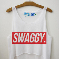 Swaggy. Fresh Tops Crop Top | fresh-tops.com