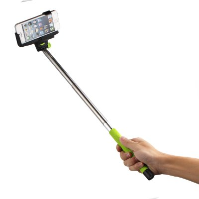 innogear rechargable selfie stick with from amazon. Black Bedroom Furniture Sets. Home Design Ideas
