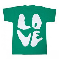 Jesse Auersalo T-shirt, green