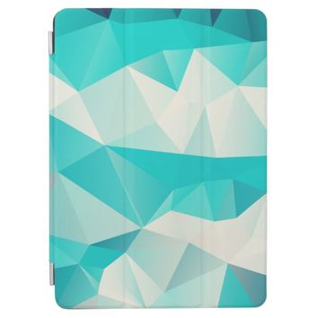 Modern Abstract Bezels Triangle Pattern iPad Air Cover