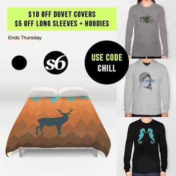 Promo Code: CHILL by eDrawings38 | Society6