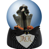 The Nightmare Before Christmas Jack Water Globe