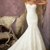 Mori Lee Wedding Dresses - Style 1862