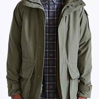 Penfield Holgate Wire Collar Parka- Olive