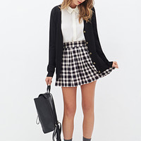FOREVER 21 Classic Ribbed Cardigan