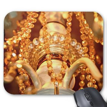 Bling Me Baby 4 Shabby Chandelier MOUSE PAD