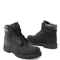 Timberland 6-Inch Classic Waterproof Boots in Black