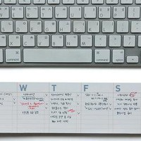 Desk-It -  Weekly Schedule Post-its