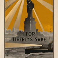 Enlist in the Navy Liberty WPA Poster Reprint on 11x17 PopMount Ready to Hang FREE SHIPPING
